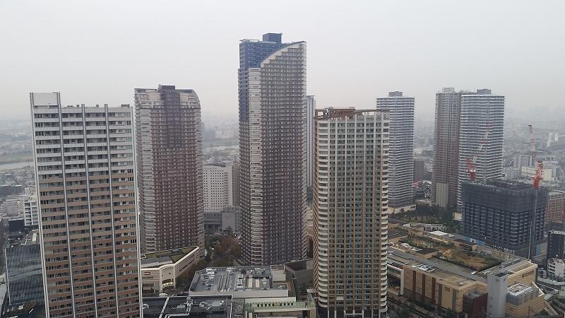 No.121 プラウドタワーから見たミッドスカイタワー