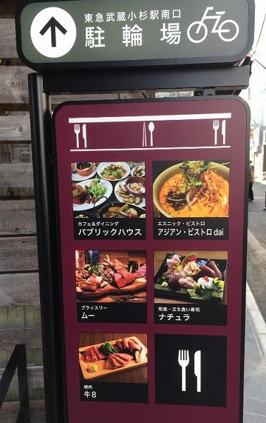 No.210 武蔵小杉駅南口高架下の新しいお店