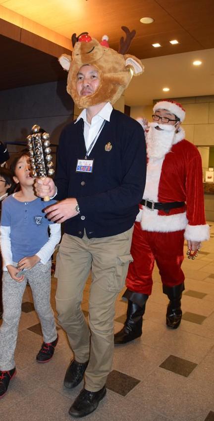 No257  今年も盛り上がりました MSTのクリスマス会  その2