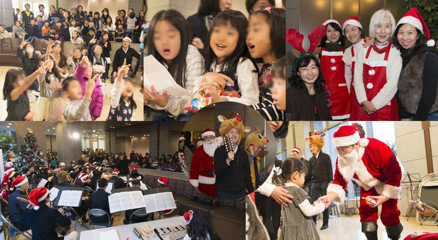 クリスマスイベント(毎年12月)