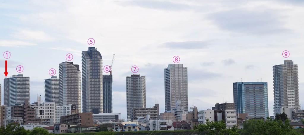タワー マンション 武蔵 小杉