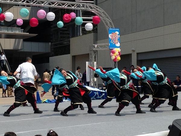 第1回こすぎ舞祭04