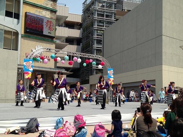 第1回こすぎ舞祭05