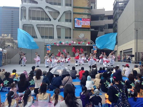 第1回こすぎ舞祭07