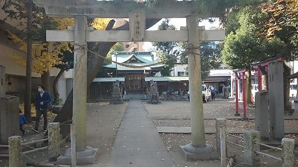 No259 周辺の神社をご紹介します。