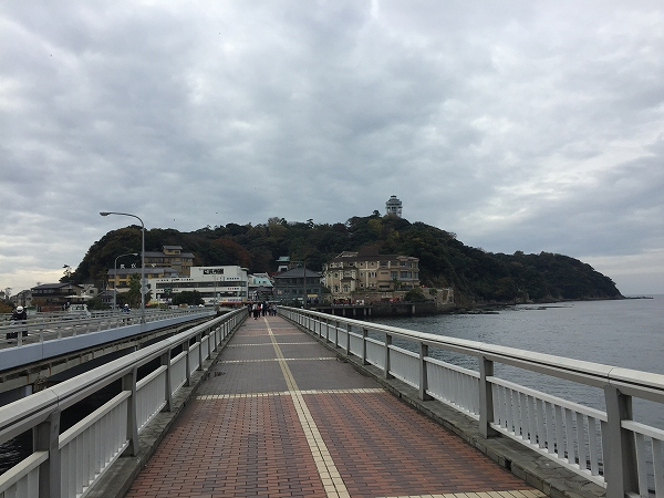 No 255 江の島ウォーキング