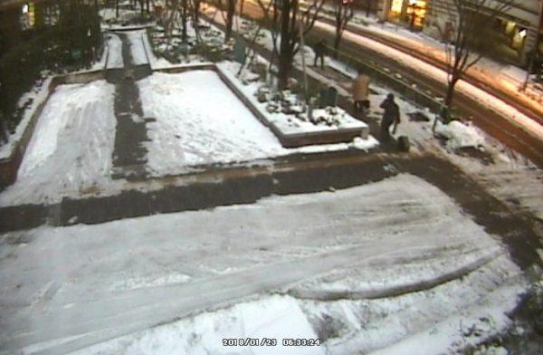 No.315 武蔵小杉の大雪