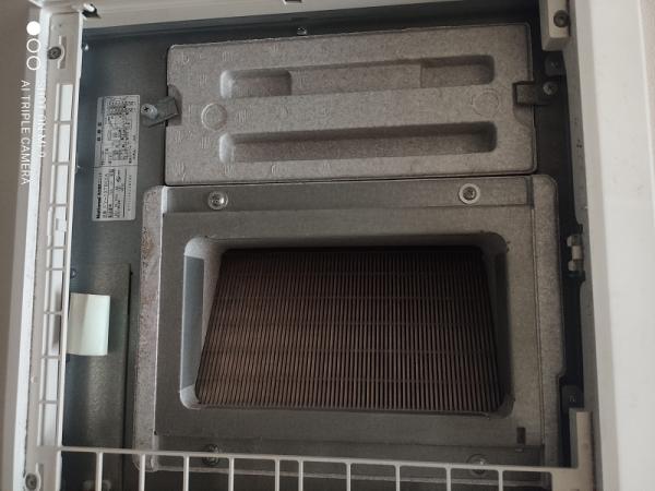 No.432  No.431 「24時間熱交換気システム」のフィルターを見て、私も交換してみました。